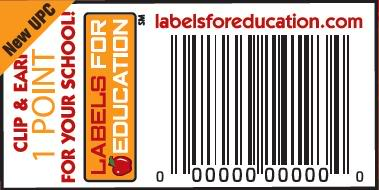 Labels for Education.