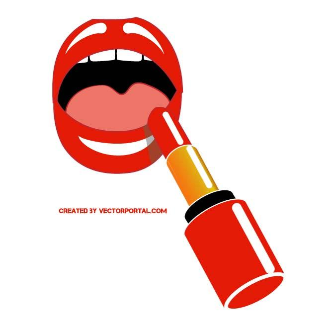 This lipstick clip art clipart cliparts for you famclipart 2.