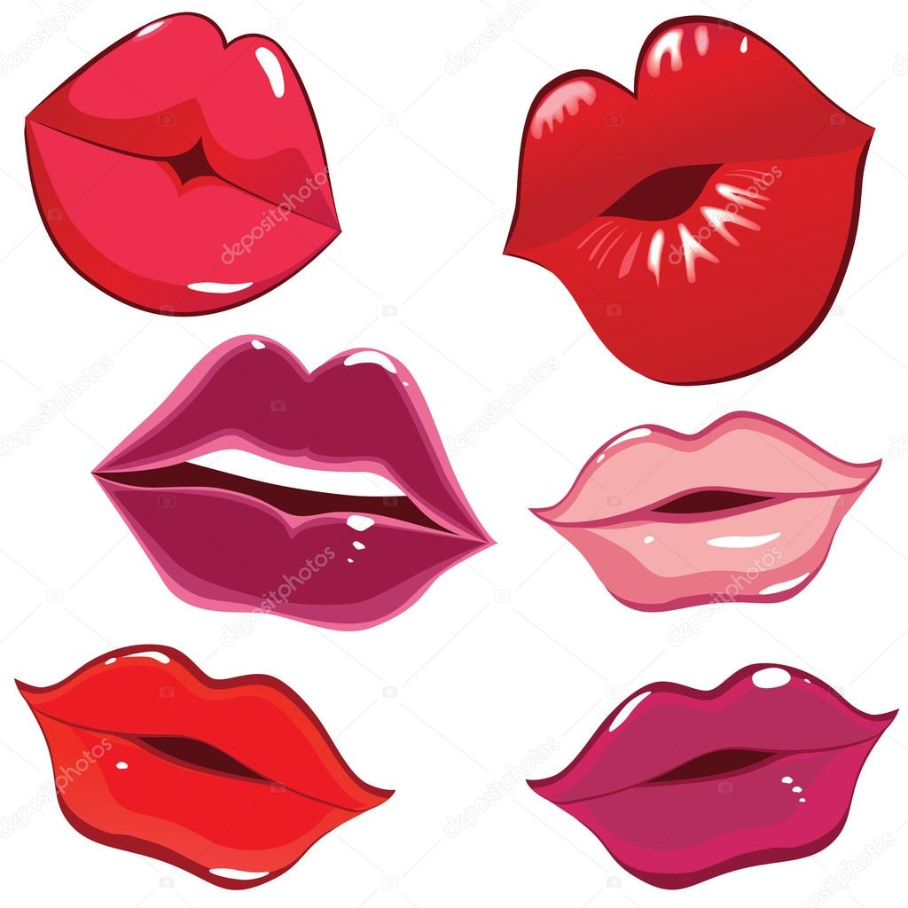 Lips Stock Vectors, Royalty Free Lips Illustrations.