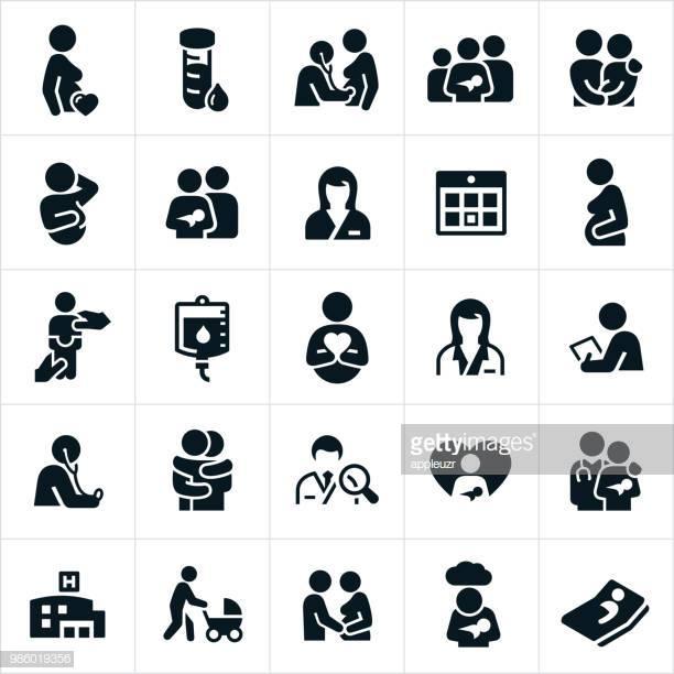 60 Top Labor Childbirth Stock Illustrations, Clip art, Cartoons.