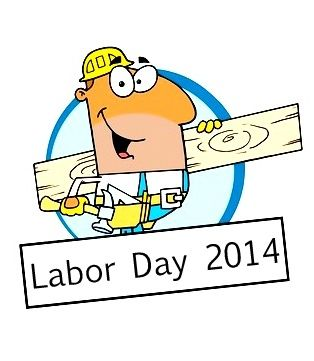 Here you can find Happy Labor Day Clip Art 2014. Download.