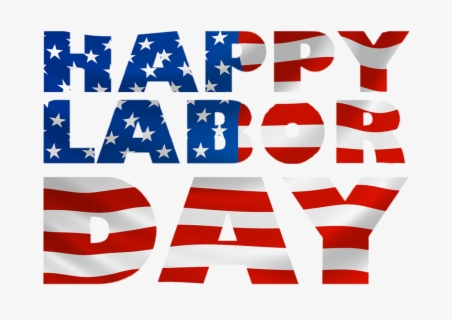 Free Labor Day Clip Art with No Background.
