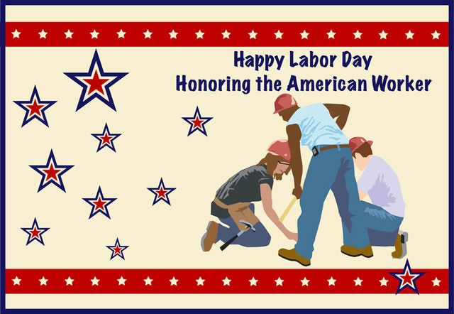 Labor Day Clip Art 2016.