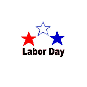Funny Labor Day Clipart 2016.