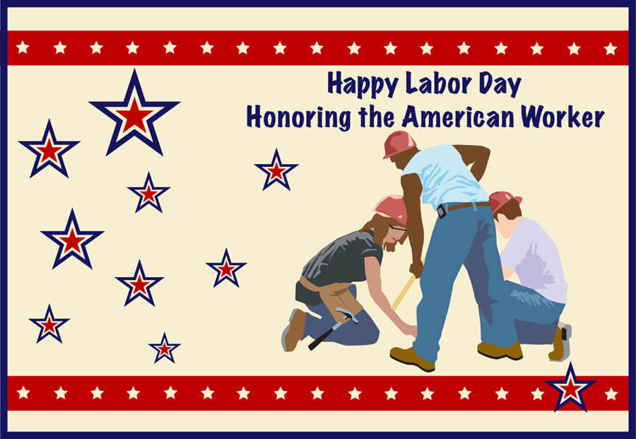 Happy Labor Day Images for Facebook.