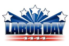 Printable Labor Day Clipart.