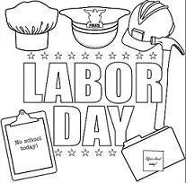 Labor day clipart black and white 1 » Clipart Portal.