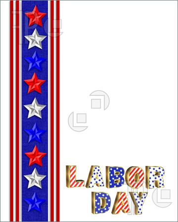 Download the latest collection of Labor Day Borders Images.