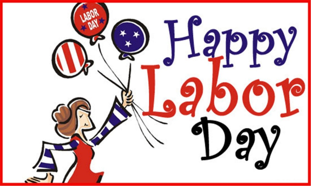 Labor Day Owl Clipart.