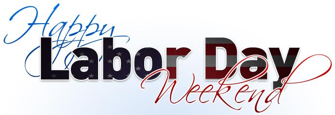 Labor Day Weekend Happenings!.