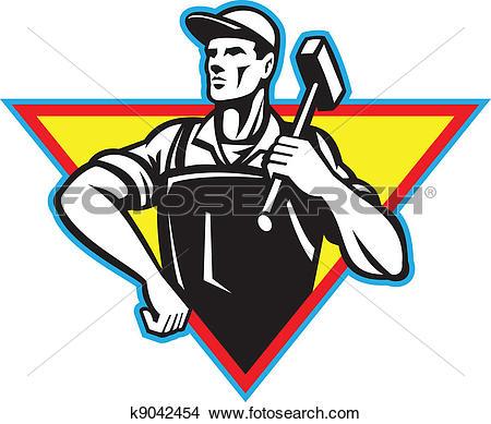 Laborer Clipart Illustrations. 10,890 laborer clip art vector EPS.