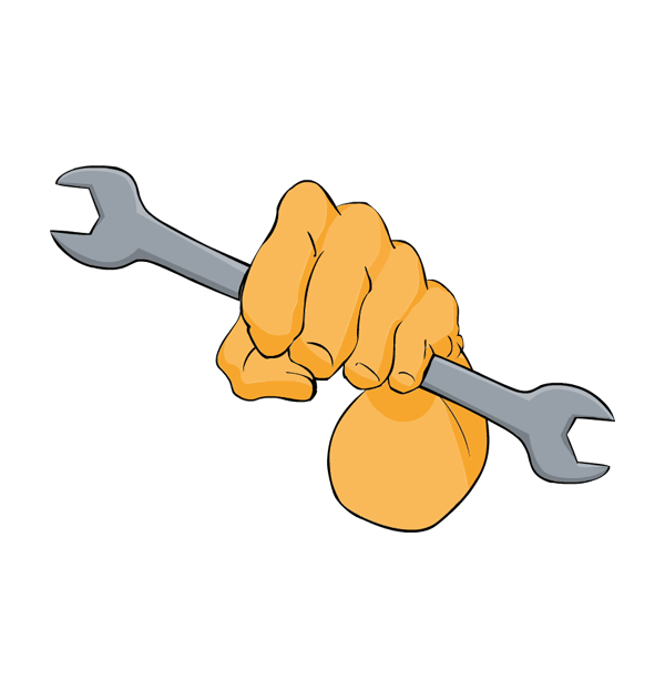 clip art labour day tool.