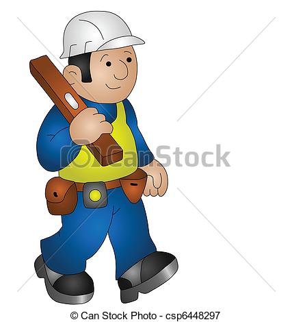 Labourer Clip Art Vector Graphics. 256 Labourer EPS clipart vector.