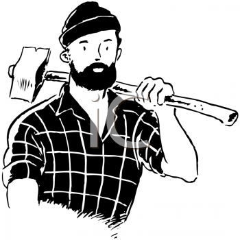 Royalty Free Laborer Clipart.