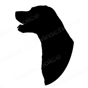 Free Black Lab Head Silhouette, Download Free Clip Art, Free.