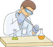 Laboratory Clipart.