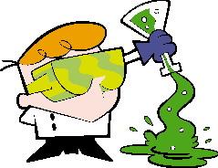 Dexters laboratory Clip Art.