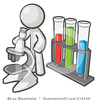Science Lab Clipart.