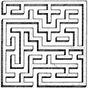 Free labyrinth Clipart.