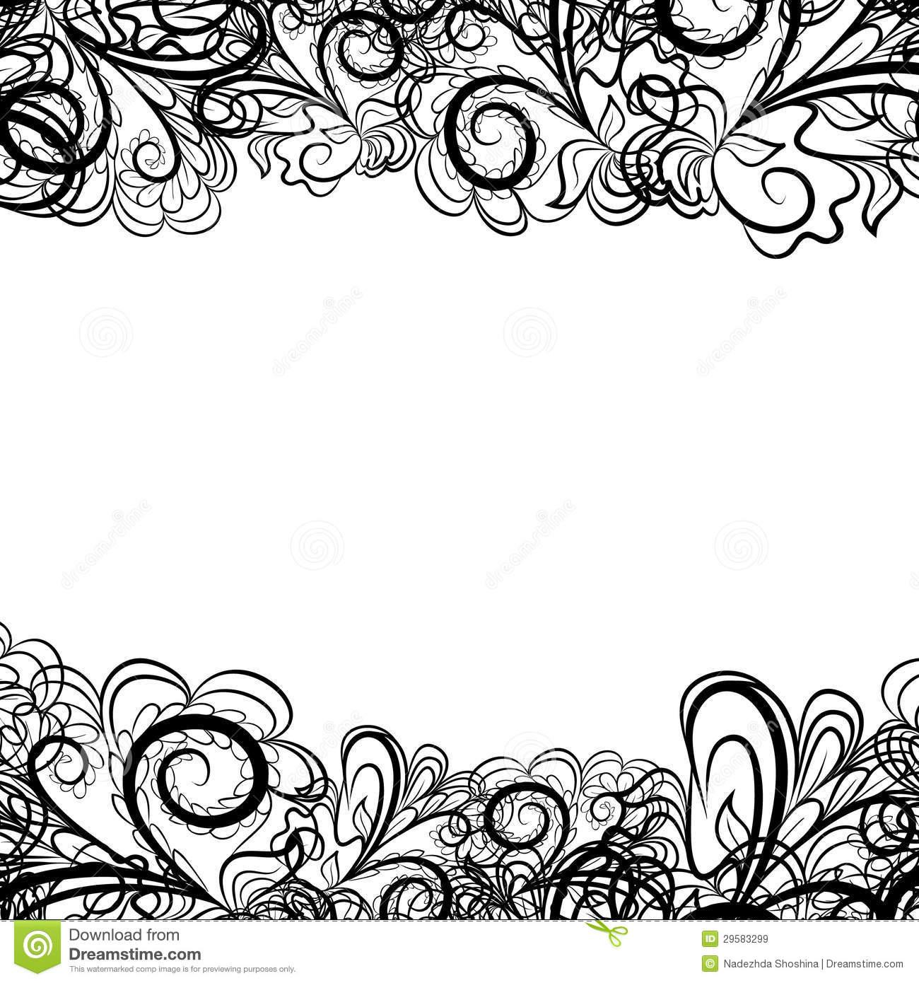 Lace Clipart.