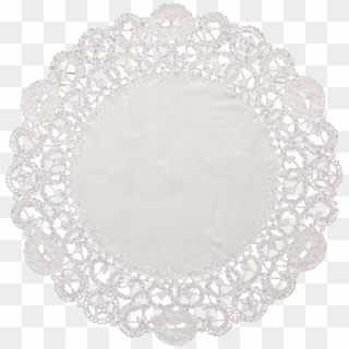 White Lace Circle PNG Images, Free Transparent Image Download.