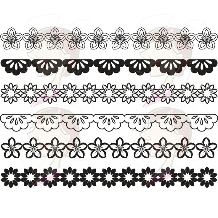 Lace clipart black and white clipground a 17 legjobb tlet a kvetkezrl flower border clipart a pinteresten mightylinksfo