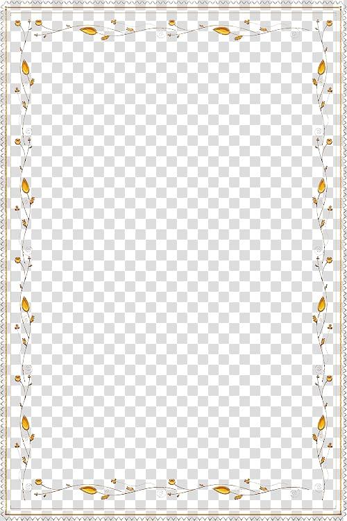 Yellow border , Google Lace Computer file, Lace border.