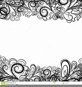 Free Lace Clipart.