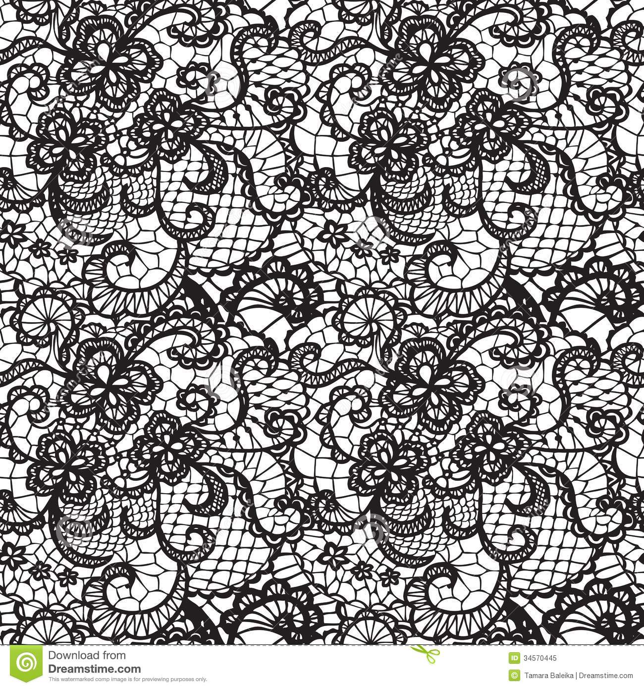 2383 Lace free clipart.