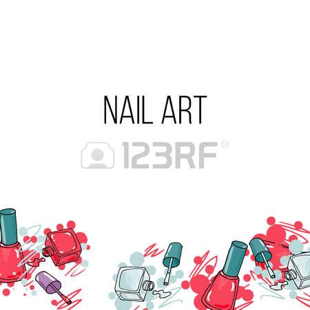 733 Nail Lacquer Cliparts, Stock Vector And Royalty Free Nail.
