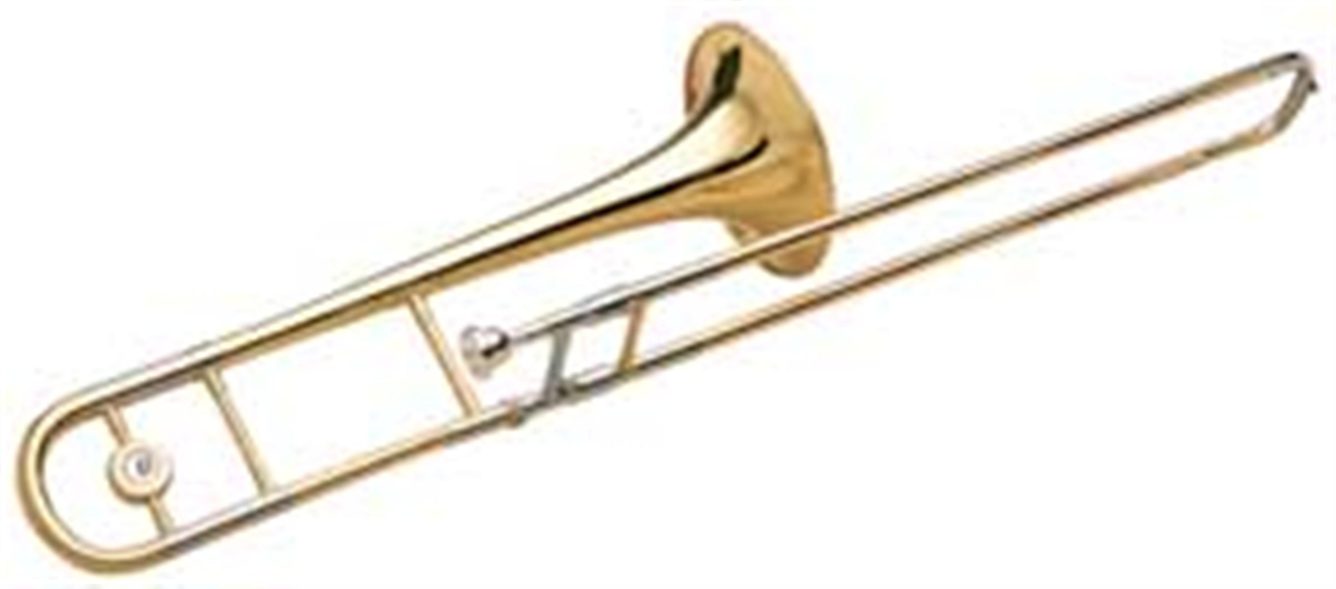 Trombone Clipart.