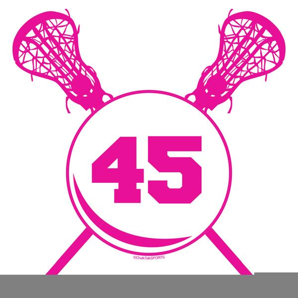 Free Girls Lacrosse Clipart.