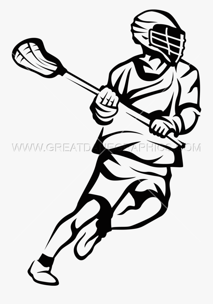 Lacrosse Sticks Drawing Clip Art Image.