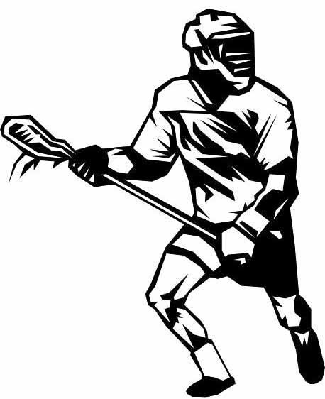 Lacrosse Clip Art Free.