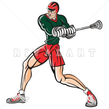 17 Best images about Lacrosse Clip Art on Pinterest.