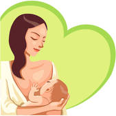 Clip Art of woman, mother, female, character u28651728.