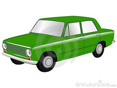Sovjet Auto Lada Royalty.