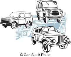 Lada Vector Clip Art Illustrations. 10 Lada clipart EPS vector.
