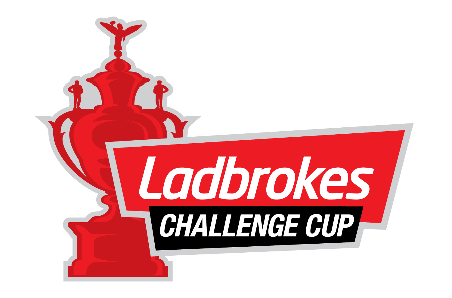 Ladbrokes named new sponsor of Rugby League Challenge Cup.