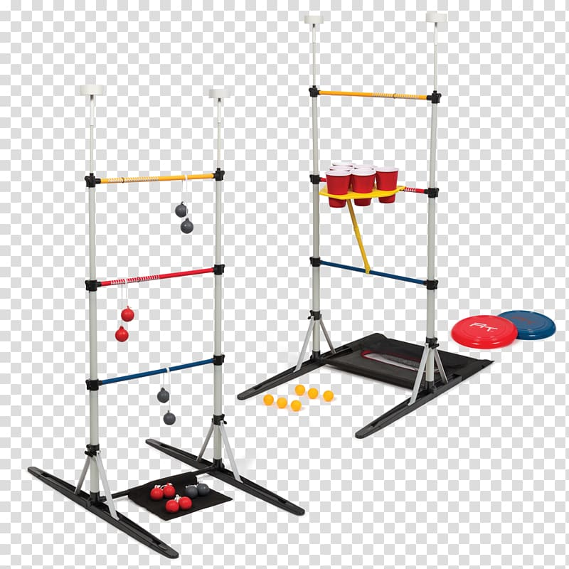 Ping Pong Ladder toss Ball Golf, ball transparent background.