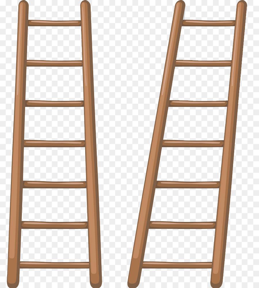Ladder Cartoon png download.