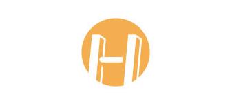 H ladder logo.
