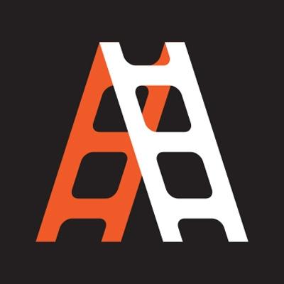 A Ladder logo.
