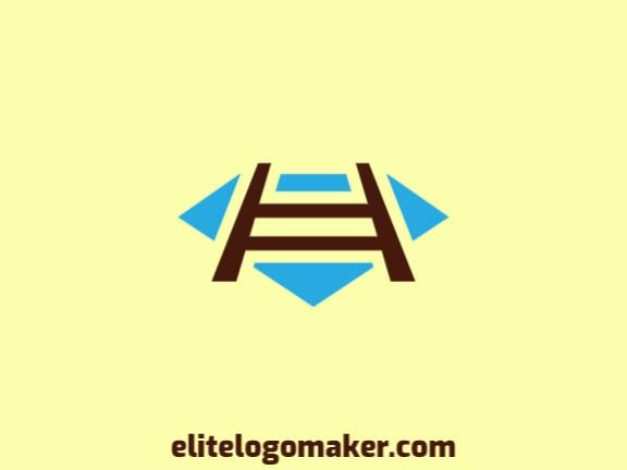 Diamond Ladder Logo.