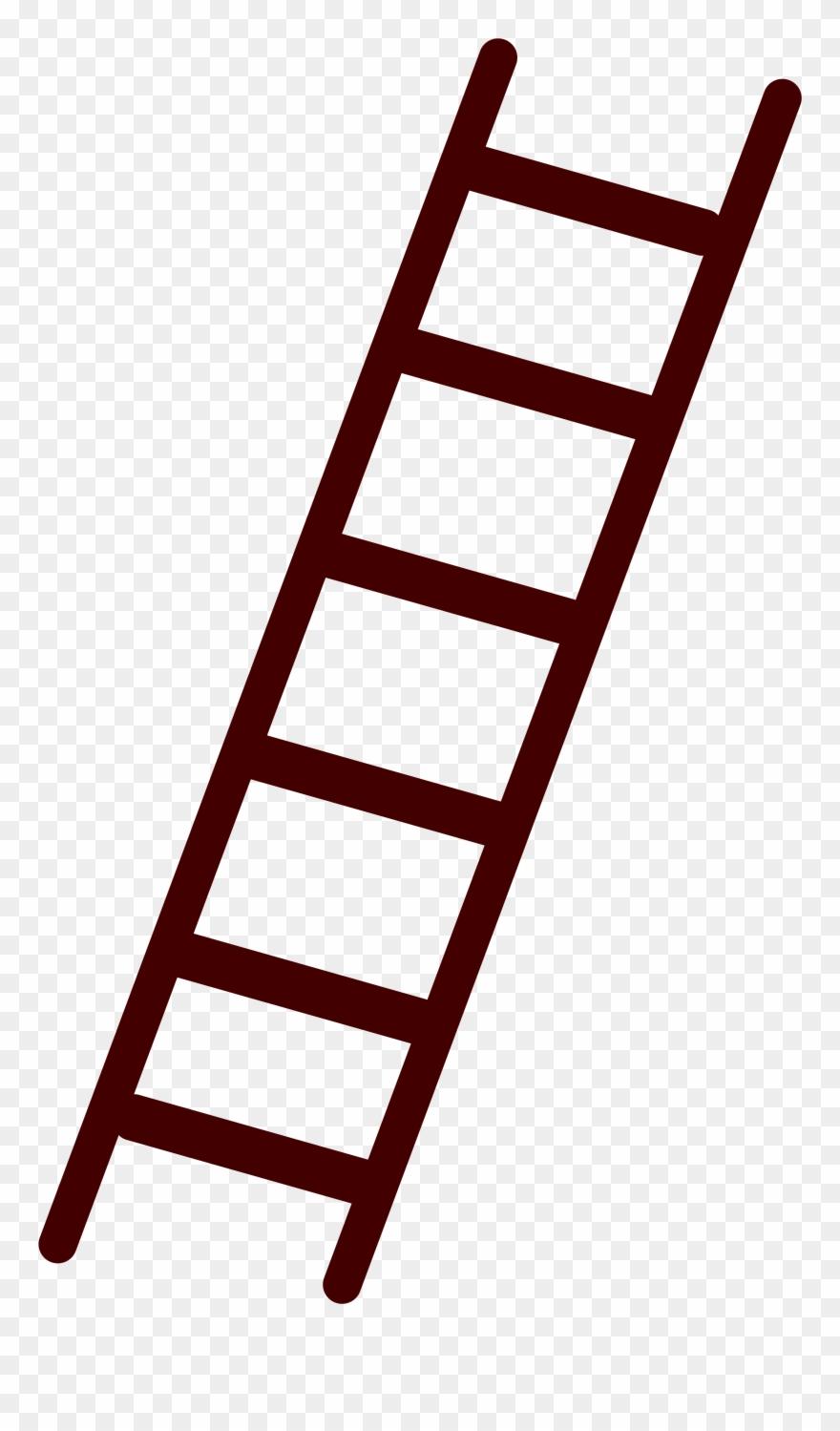 Ladder Clipart Short.
