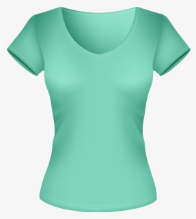 Free Blouse Clip Art with No Background.