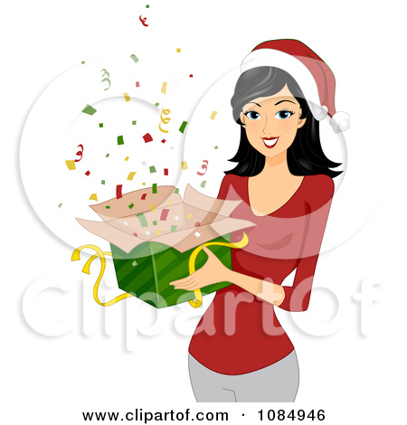 Gallery For > Ladies Christmas Party Clipart Free.