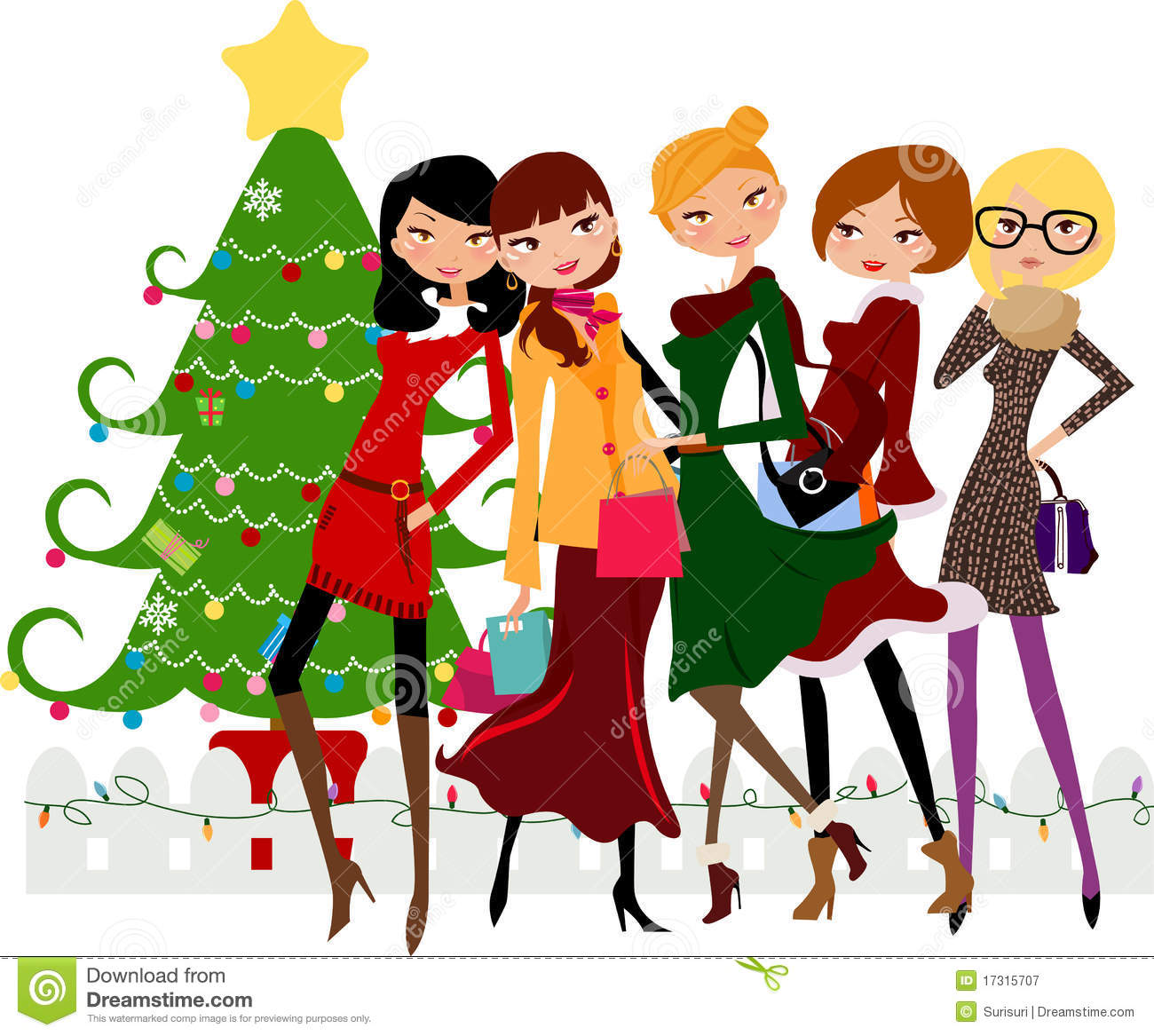 Christmas Party Images Clip Art.Ladies Christmas Party Clipart 20 Free Cliparts Download