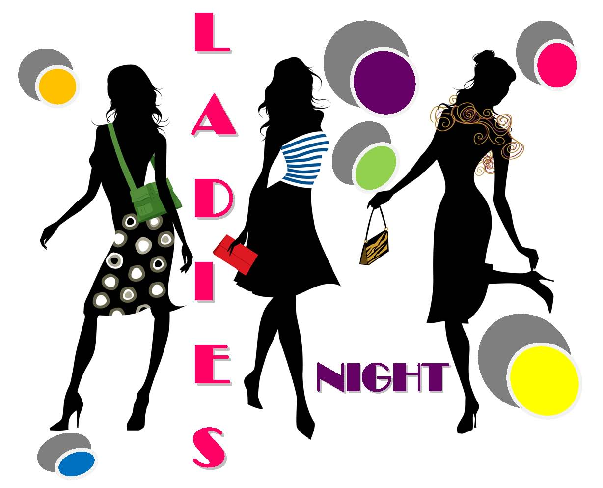 Fun Ladies Clipart.