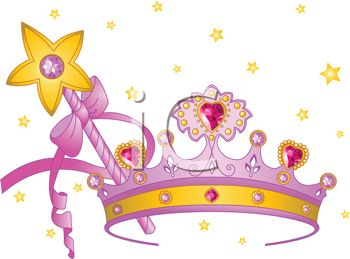 Girl Crown Clipart.